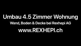 Umbau 4.5 Zimmer WHG Interlaken