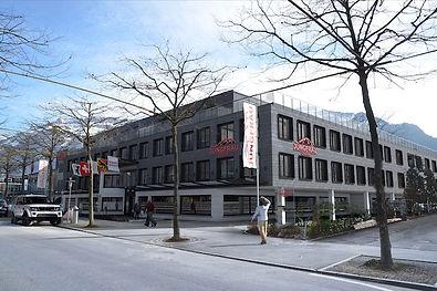 Um- und Anbau Jungfracenter Interlaken Ost
