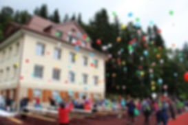 Schulhaus Spirenwald Beatenberg