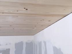 Wand-Decke Anschluss