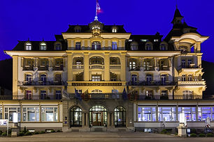 HOTEL ROYAL- ST. GEORGES, INTERLAKEN