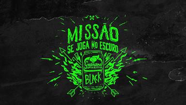 Antárctica - Guaraná Black: Missão Se Joga no Escuro