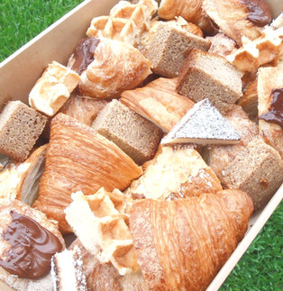 Assorted Pastries/Slices Platter