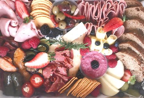 Savoury Grazing Platter