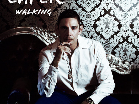 Caper's 4th Album titled 'Walking' is dropping 5th May 2021.