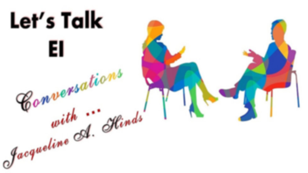 Let's Talk EI - Conversations with JAH -