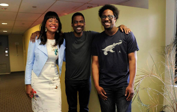 W. Kamau Bell and friends