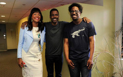 W. Kamau Bell and friends