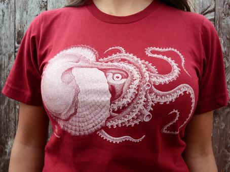 Argonaut Octopus back in full stock!