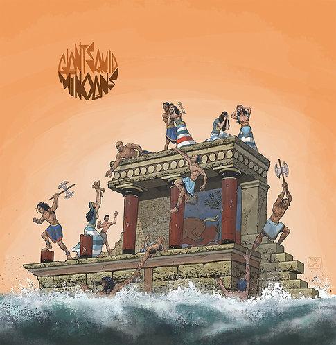 Minoans CD