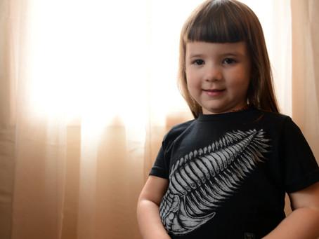 NEW Trilobita Youth Shirts!