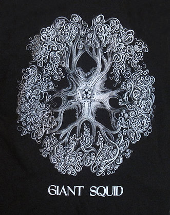 Earnst Haeckle Medusa Seastar Shirt