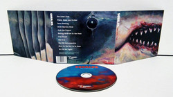 Squalus - CD Layout Front