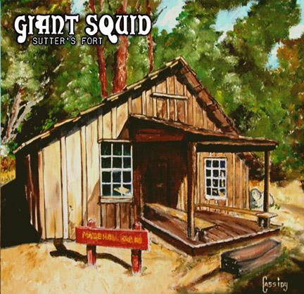 """SUTTER'S FORT 7"""" split with GRAYCEON - SOLD OUT"""