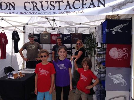 Cotton Crustacean rocks Pacific Coast Fog Fest 2014
