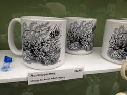 Art of Aquascaping coffee mugs