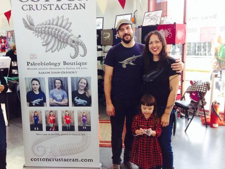 SF Bazaar Holiday Craft Fair success!