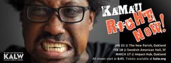 Kamau Right Now FB banner