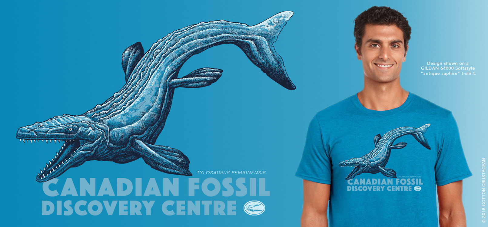 Canadian Fossil Discovery Centre