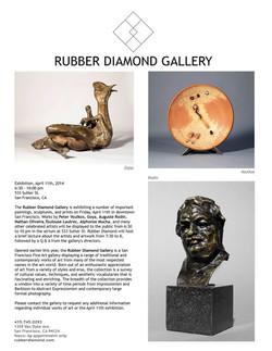 Rubber Diamond 4-11 Announcement