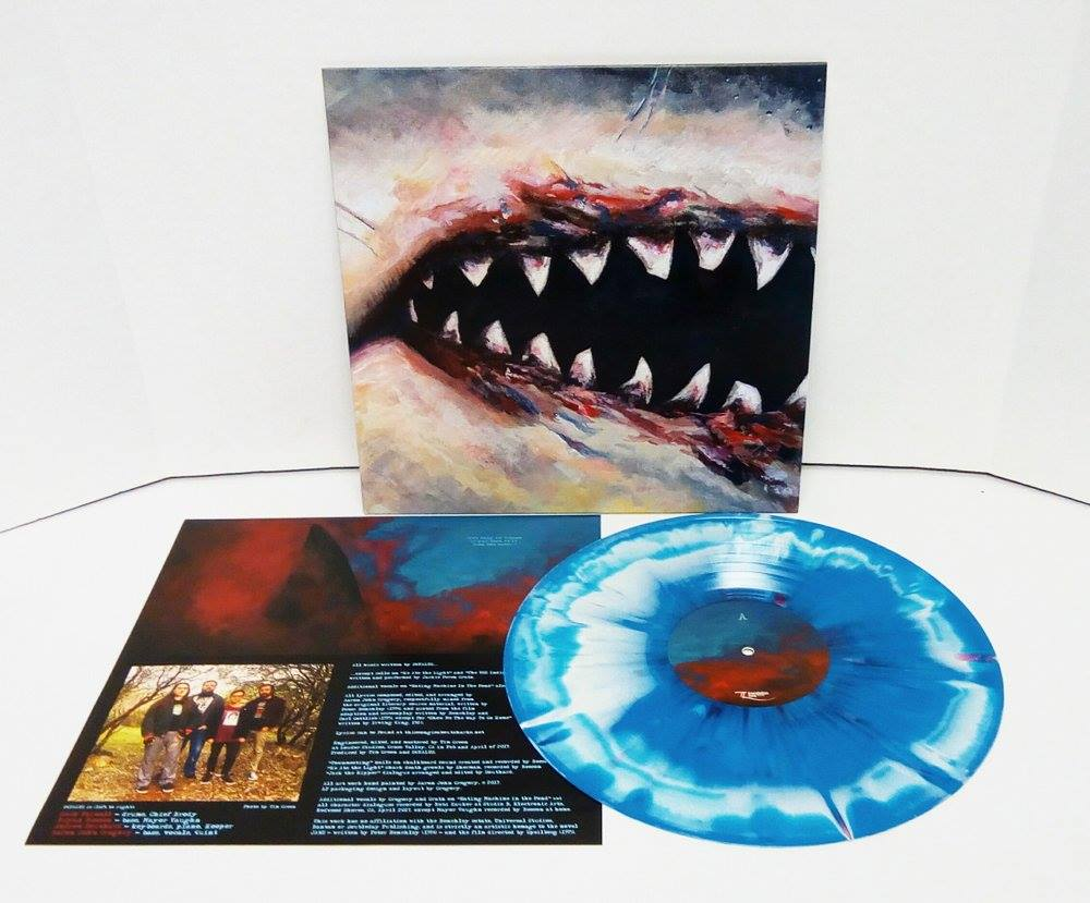 Squalus - Vinyl Layout Front