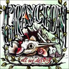 GRAYCEON - All We Destroy (cd)