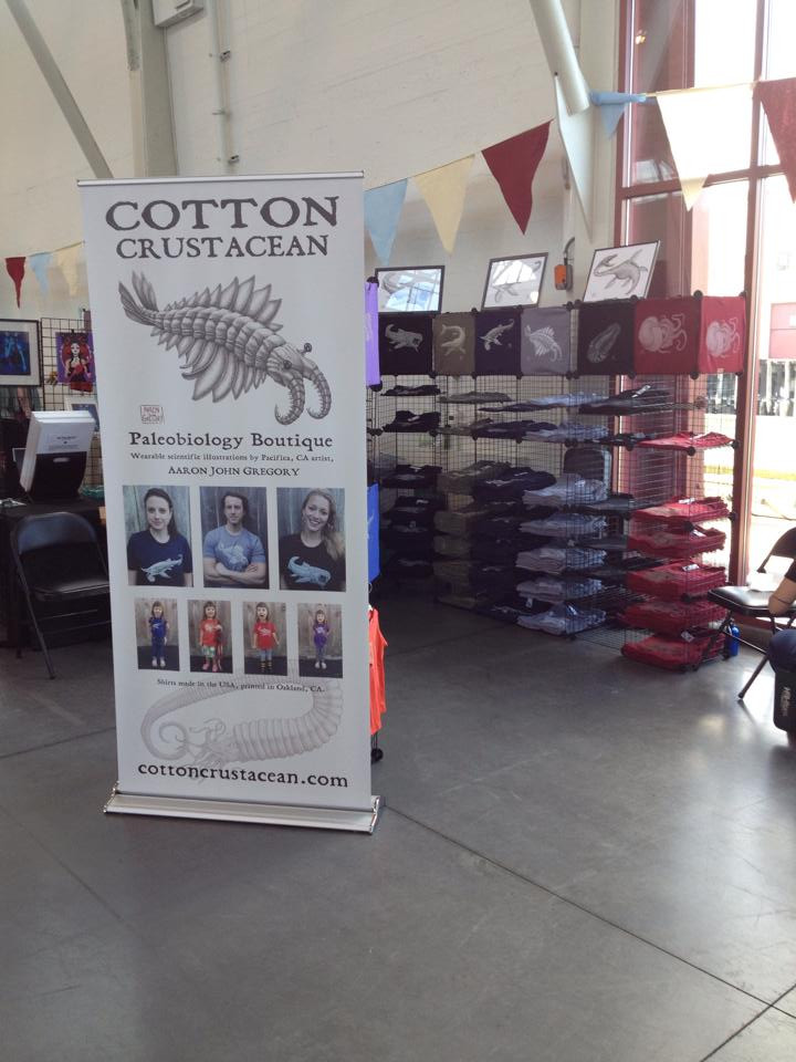CottonCrustacean_SFBazaarBooth2_2014.jpg