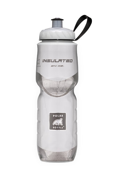 Garrafa Isotérmica 590 e 710ml - Branca