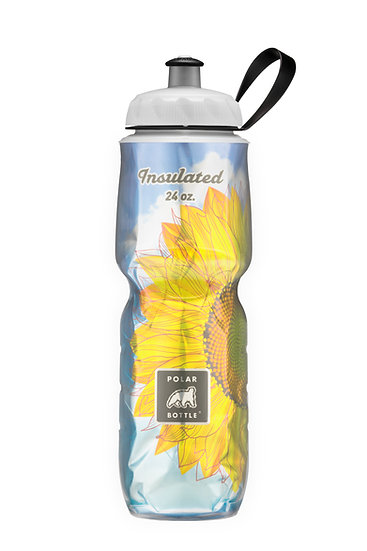 Garrafa Isotérmica - 710ml -Sun Flower