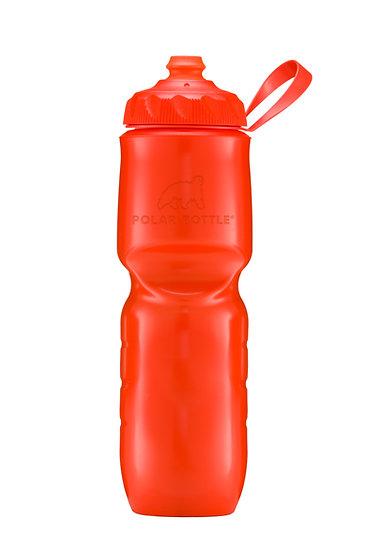Garrafa Isotérmica Zipstream 710ml -Tomato
