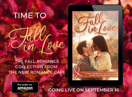 Get ready to Fall In Love!