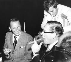 Frank Sinatra, Tony Curtis