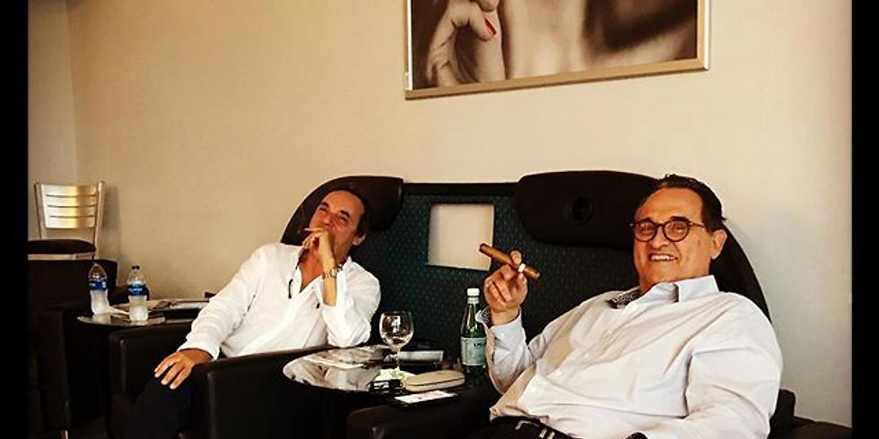 London Lounge Cigar event