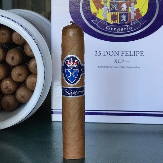 Don Felipe 30 aniversario cigar