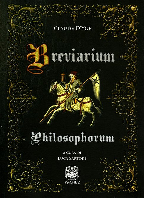 BREVIARIUM PHILOSOPHORUM - Claude D'Ygé