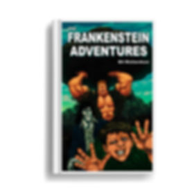 Frankenstein Adventures by Bil Richardson is a new story about Frank and friends geared toward mid grade reading for 5-12 graders. Check out Bil Richardson.com for more stories or to purchase this digital download of the new Frankenstein Adventures.