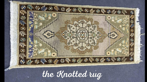 the Knotted rug