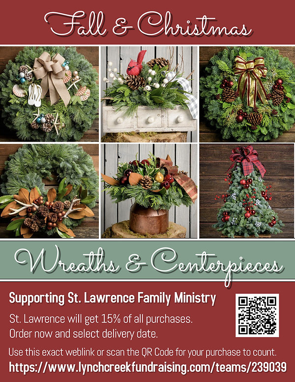 Family Matters Wreath Sale