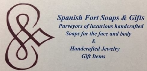 Logo Spanish Fort Soaps & Gifts 8-20-20.