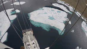 October 2018, the North West Passage