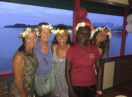 February 2017, Solomon Islands