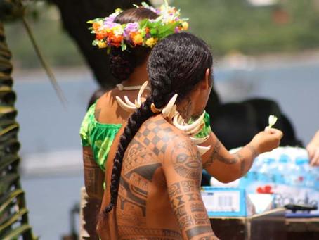February 2014 -Nuku Hiva ( Marqueas Islands)