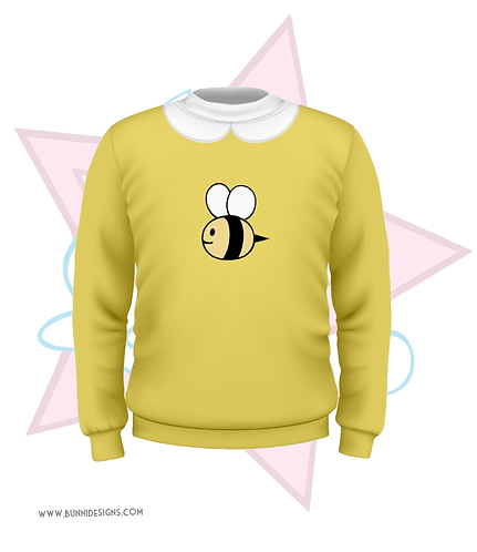 BEE | SWEATER | BEE AND PUPPYCAT