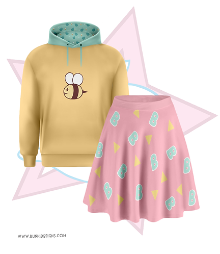BEE | COSPLAY KIT | BEE AND PUPPYCAT