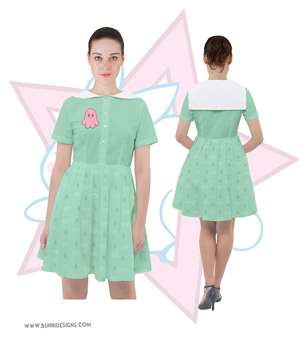STAR BUTTERFLY | SAILOR COLLAR DRESS | STAR VS. THE FORCES OF EVIL