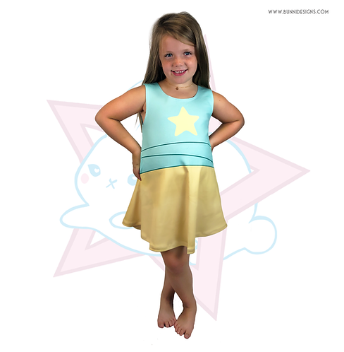 PEARL | DRESS | STEVEN UNIVERSE | KIDS