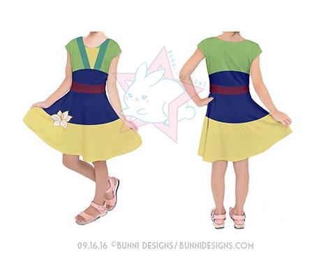 MULAN | KIDS' DRESS | DISNEY