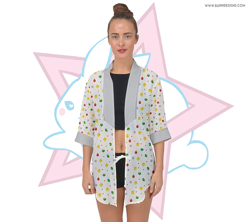 AC POP-TART | CHIFFON HAORI CARDIGAN | ANIMAL CROSSING