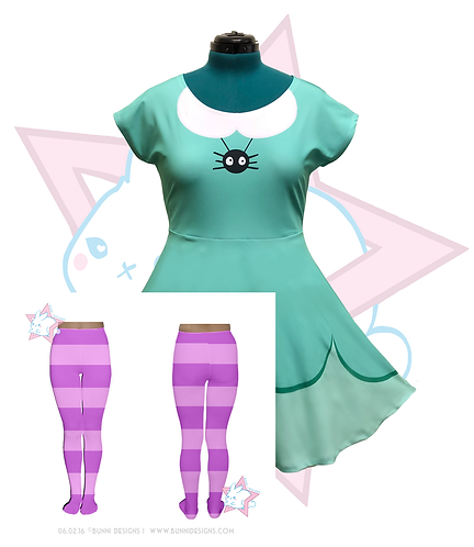 STAR BUTTERFLY SPIDER | COSPLAY KIT | STAR VS THE FORCES OF
