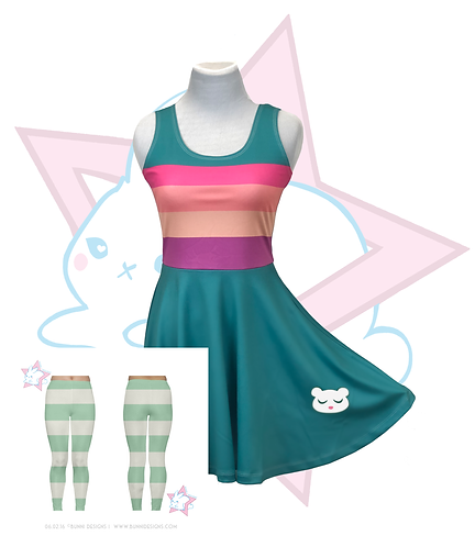 STAR BUTTERFLY RAINBOW BEAR | COSPLAY KIT | STAR VS THE FORCES OF